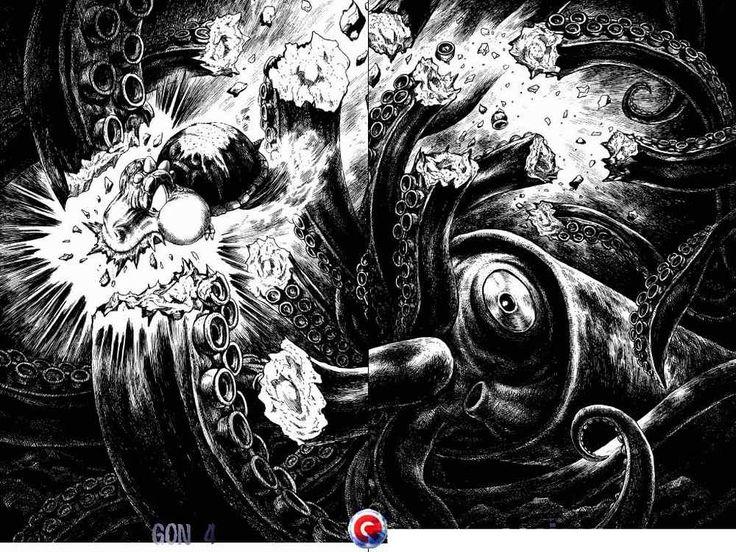 Gon Dinosaur Manga 39349 Infovisual