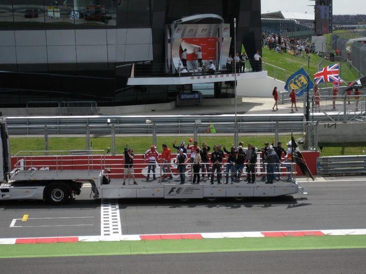 #F1 #Silverstone #Camping - British Grand Prix Camping - 5th July 2015 - http://goo.gl/4qLxBf