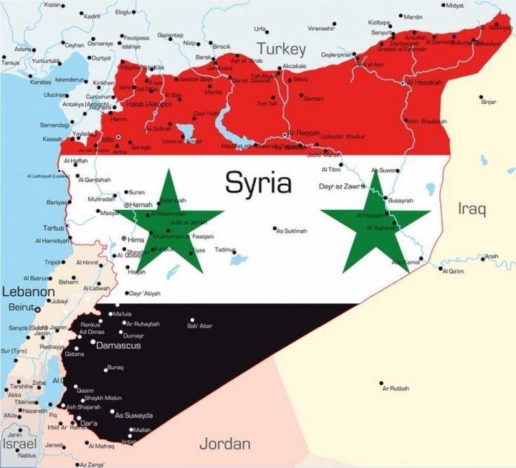 Suriye Ne Zaman Kuruldu? İşte Suriye ve Tarihi