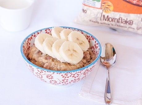 Date & Walnut Porridge