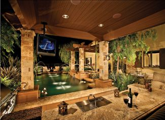 17 Best Images About Luxury Outdoor Living Areas On