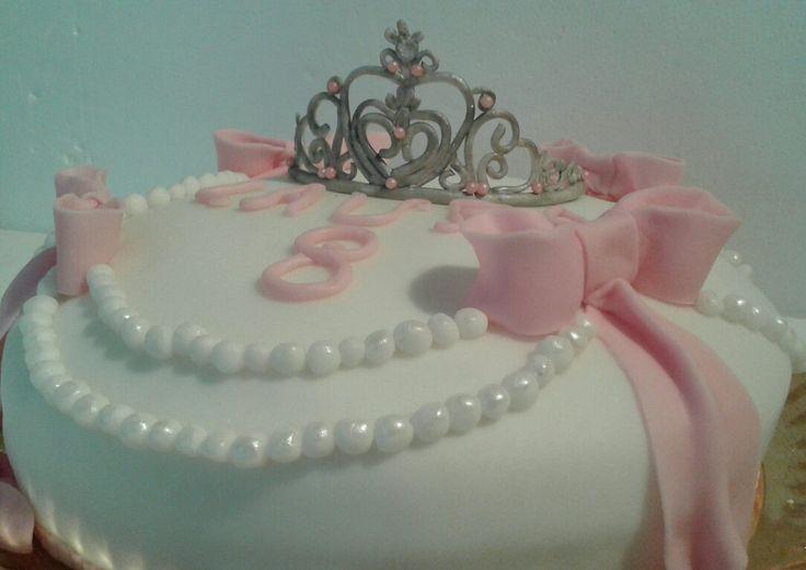 #diadema #Pricess #cake #cakedesign #Golosini #pastadizucchero #torta