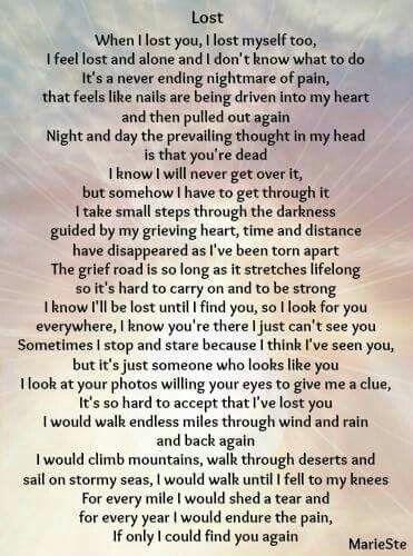 I'll see you again in Heaven!