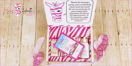 Pink Zebra Home | USA | Danielle Renee Independent Consultant | HOSTING