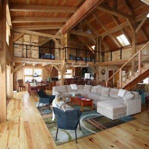 Barn Interior Design