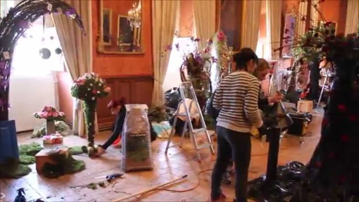 INTERNATIONAL FLORAL ART COMPETITION 2015