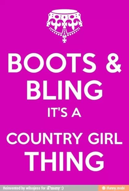 Im that country girl!!