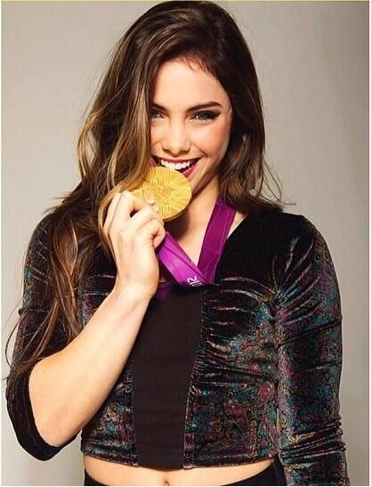 McKayla Maroney is perfection