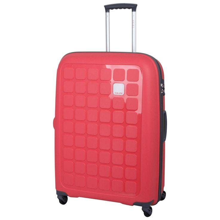 Tripp Holiday 5 4-Wheel Large Suitcase Watermelon - Tripp Ltd
