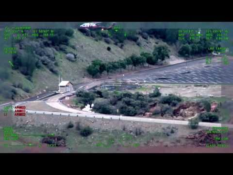 Oroville Dam repairs continue around the clock as Trump approves relief ...