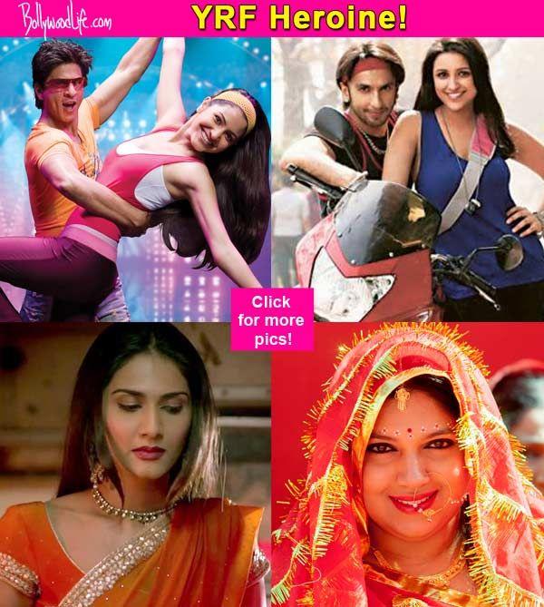 Anushka Sharma, Vaani Kapoor, Parineeti Chopra – heroines launched by Yash Raj Films and where are theynow!