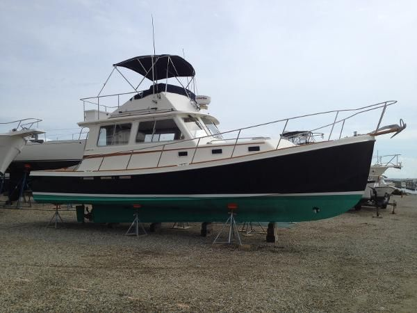 1990 Nauset Downeast Cruiser...36'  only 3 ever built