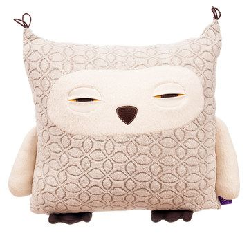 sleepy animal pillows