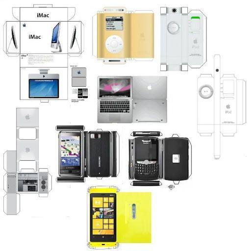 Mini laptop, iPhone, smart phone etc.