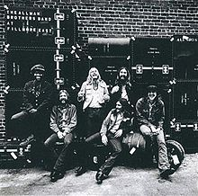 """The Allman Bros.  """"...at The Fillmore East"""" (1971)"""