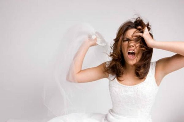 10 Reasons Why Brides become Bridezillas! Check out the CRAZY on slide 6 and 10!