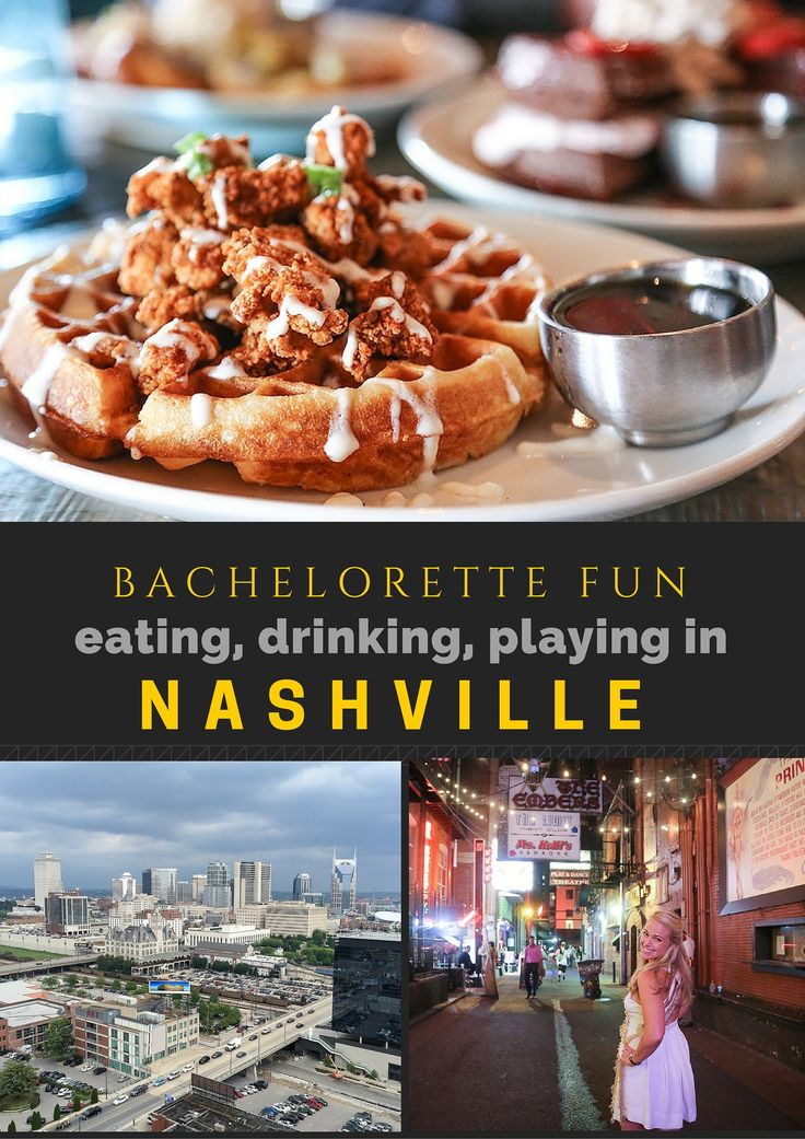 Everything you need to know to plan a perfect Nashville bachelorette weekend.