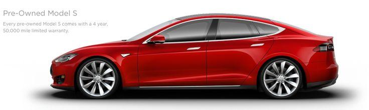 Tesla verkauft Gebrauchte – jetzt auch online.