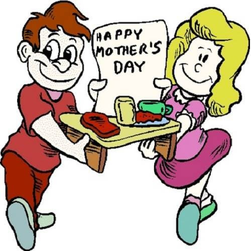 Happy Mother's Day Clip Art Images Free Download 2013