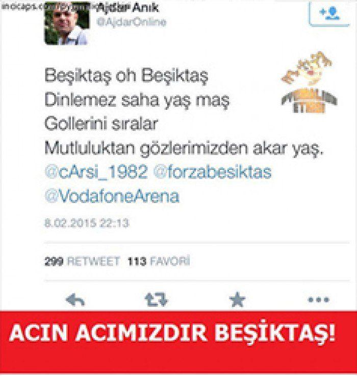 Galibiyetin Ardından Çaykur Rizespor-Beşiktaş Caplsleri!