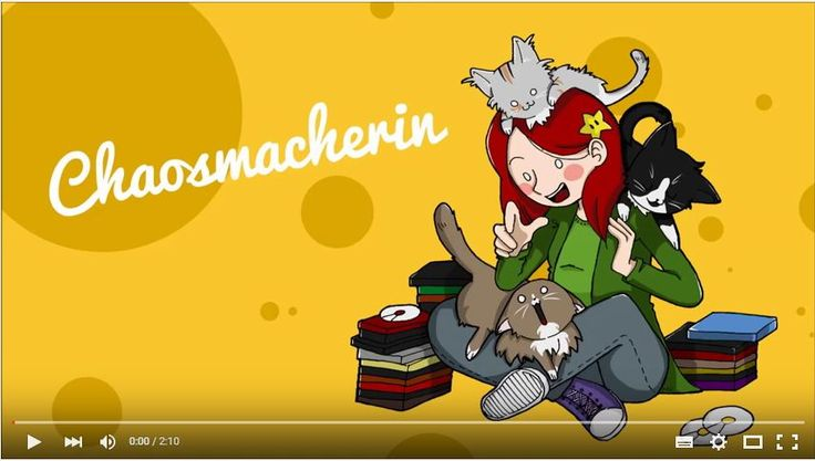 @chaosmacherin hat sich mit einem Video verewigt! https://www.youtube.com/watch?v=tTXQyAa033Q&feature=youtu.be&a