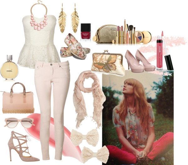 """Pink Pastel"" by nindyahkinasih on Polyvore"