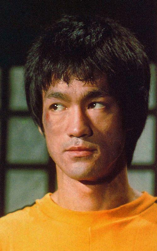 """Be water my friend"" - Bruce Lee"