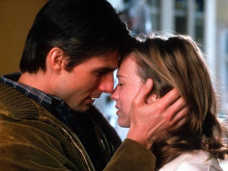 Jerry Maguire (1996) - Dirigida por Cameron Crowe y protagonizada por Tom Cruise, Cuba Gooding Jr., Renée Zellweger, Kelly Preston, Jerry O'Connell, Jay Mohr, Bonnie Hunt...