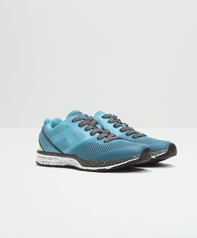 Graduated colour sneakers - OYSHO