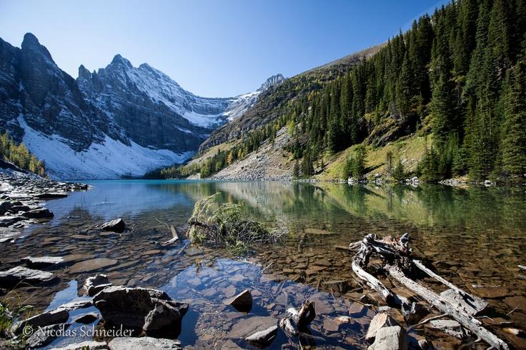 Alberta - Canadian Rockies - Banff National Park - Lake Agnes hike