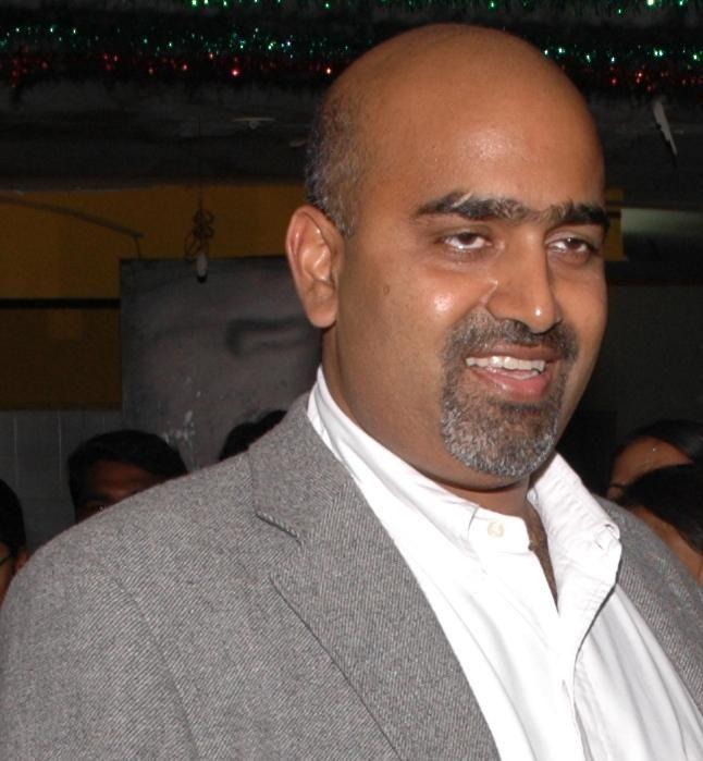 Subhakar Rao at CEO marketing summit