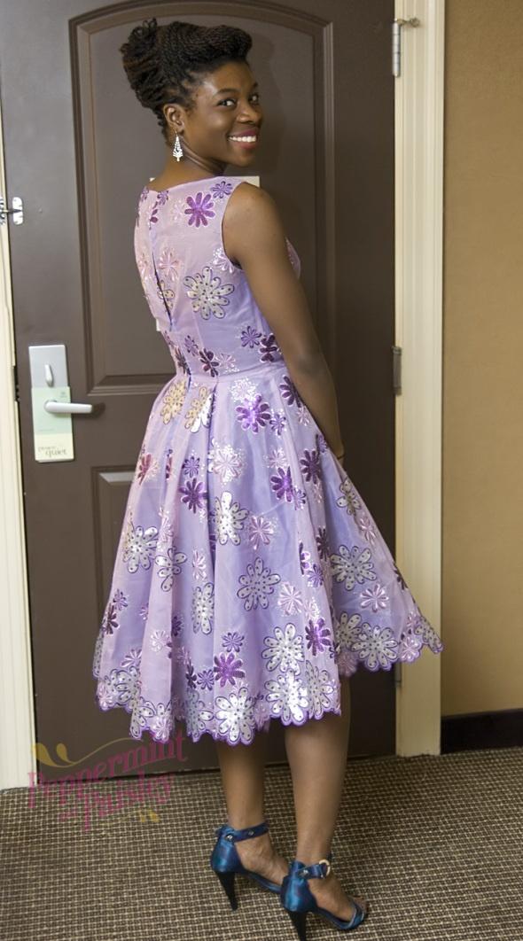 ... 058, African Inspiration, Classy Dresses, Purple Lace, Lace Dresses
