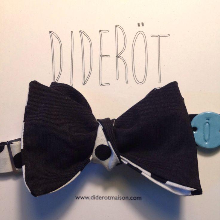 Diderotmaison bow tie - Noeud papillon - DA18