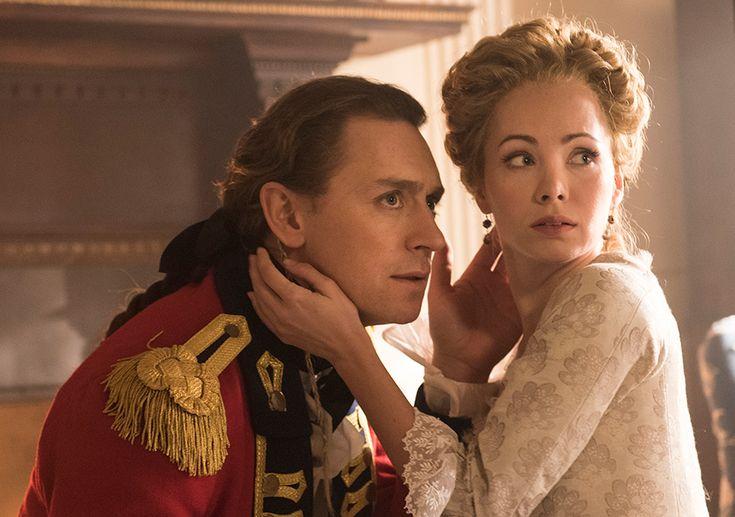 TURN: Peggy Shippen (Ksenia Solo) and John Andre (JJ Feild) in Ep 2.08 | Photo by Antony Platt/AMC