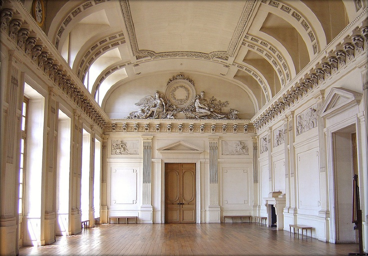 salle des gardes palais imperial de compiegne compiegne pinterest. Black Bedroom Furniture Sets. Home Design Ideas