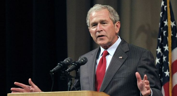 George W. Bush Gives His First Post-Presidency Speech: Some people might find this surprising given how the media covered President Bush. Don't always believe the media hype, do you agree? Stanford MBA Students Told George W. Bush Is Smarter Than You.