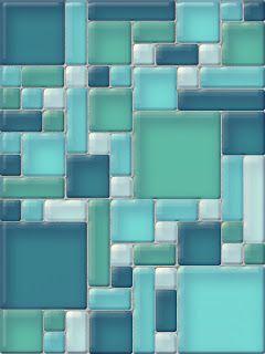 Mohika fiókja - kreatív kacatok: Augusztusi freebie: Seaglass / August freebie: Seaglass