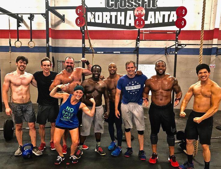 Built by CrossFit North Atlanta  #grownassman #chickdiesel