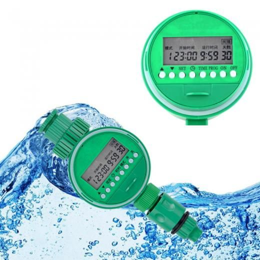 Electronic Programmable Digital Water Timer Garden Sprinkler Irrigation Control Yes China