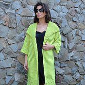 Магазин мастера Кардиганы  Вязаные EvAnna: кофты и свитера, текстиль, ковры, платья, дизайн интерьеров, пончо