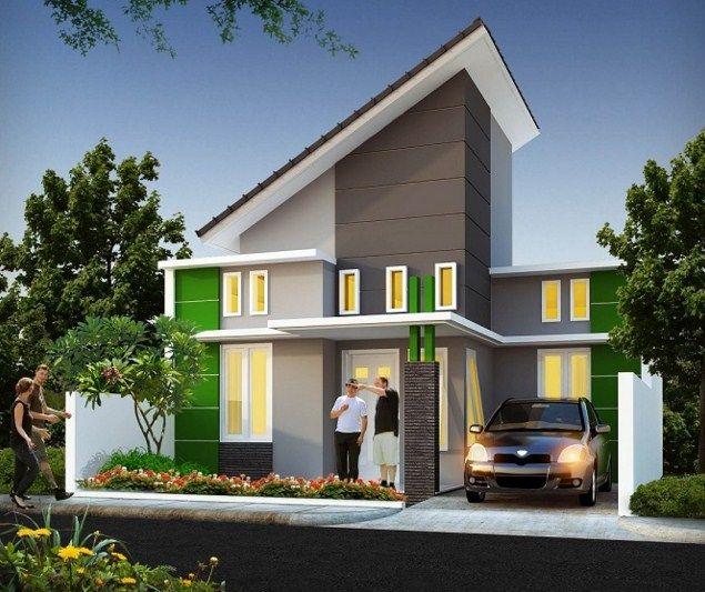 Gambar Desain Rumah Minimalis 1 Lantai 11