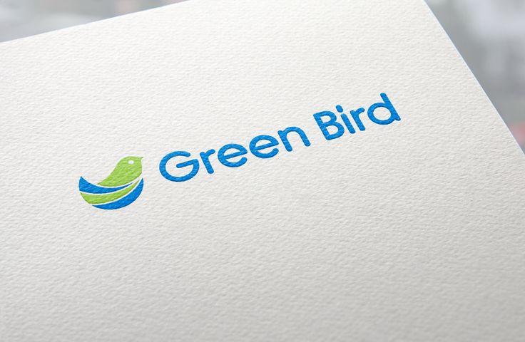 #logo #logodesign #creativelogodesign #birdlogo #greenbirdlogo #greenbird