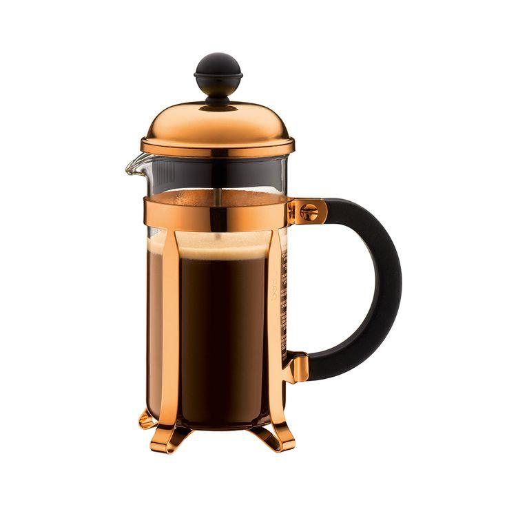 Chambord Coffee Maker Small, Copper, Bodum