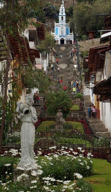 Cajamarca, Perú.
