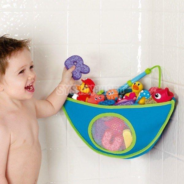 Förvaring badleksaker