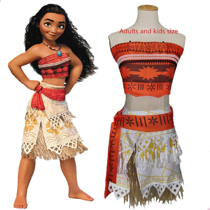 >> Click to Buy << Movie Moana Dress Children Kids Princess Dress Halloween Costume For Girls Party Dress Adult Anime Cosplay Clothing #Affiliate