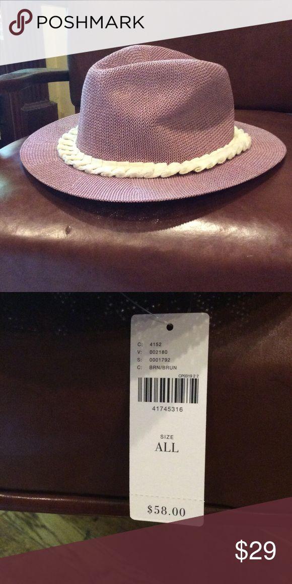 Anthropologie Joanna Rancher Hat - FINAL drop NWT Anthropologie Accessories Hats