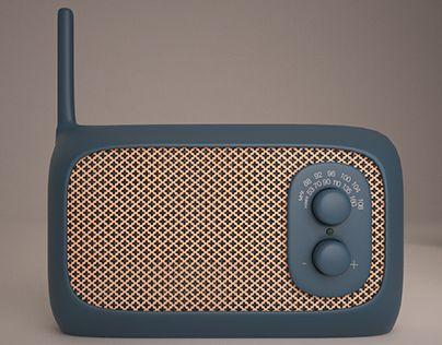 "Check out new work on my @Behance portfolio: ""Lexon - Mezzo Radio"" http://on.be.net/1Im3XC8"
