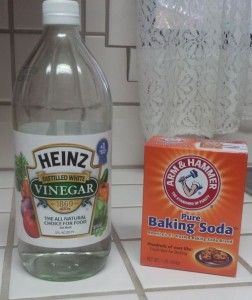 Grout cleaner - cheap and easy