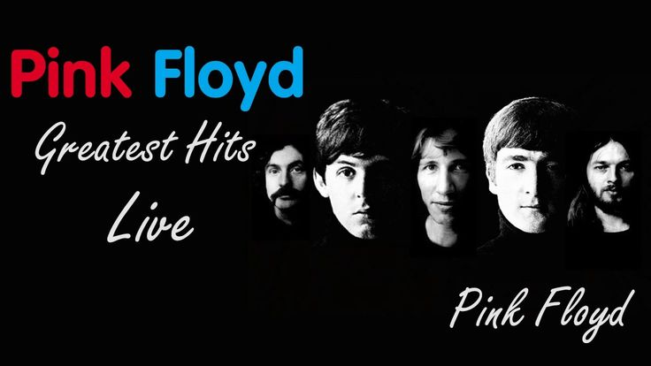 Greatest Hits Pink Floyd - Best Songs of Pink Floyd